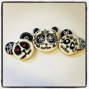 cute-panda-calavera-cookies